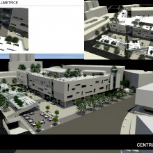 Proiect centru comercial