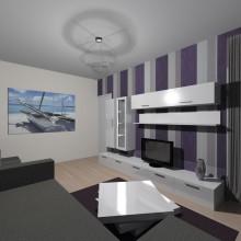 Amenajare apartament minimalist