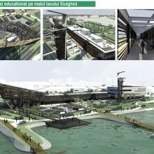 Proiect centru nautic si de amenajare a spatiului public