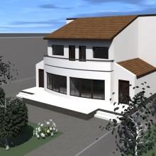 Proiect locuințe cuplate